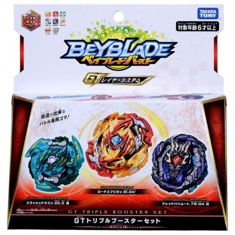 Beyblade Burst GT B-149 Triple Booster Set