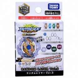 Beyblade Burst GT B-152 Random Layer Vol. 3