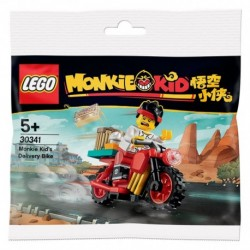 LEGO Monkie Kid 30341 Delivery Bike GWP