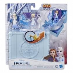 Disney's Frozen 2 Pop Adventures Ahtohallan Adventures Pop-Up Playset