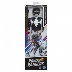 Power Rangers Mighty Morphin Black Ranger 12-Inch Action Figure