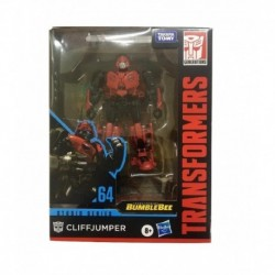 Transformers Studio Series 64 Deluxe Bumblebee Movie Cliffjumper