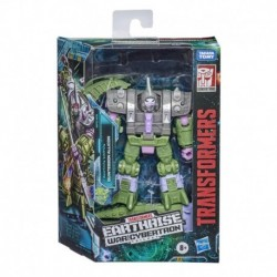 Transformers Toys Generations War for Cybertron: Earthrise Deluxe WFC-E19 Quintesson Allicon