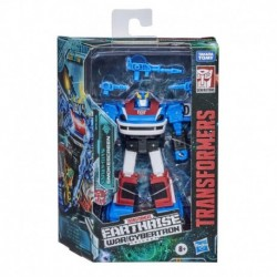 Transformers Toys Generations War for Cybertron: Earthrise Deluxe WFC-E20 Smokescreen
