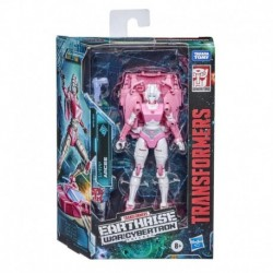 Transformers Toys Generations War for Cybertron: Earthrise Deluxe WFC-E17 Arcee