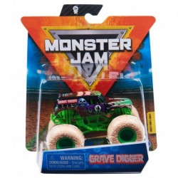 Monster Jam 1:64 Single Pack - Grave Digger 3.0