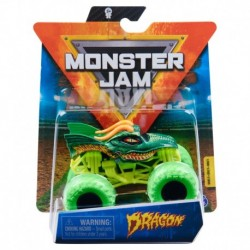 Monster Jam 1:64 Single Pack - Dragon