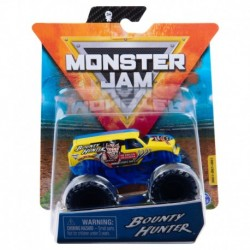 Monster Jam 1:64 Single Pack - Bounty Hunter