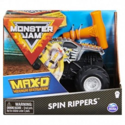 Monster Jam 1:43 Rev N Roar Trucks - Max D