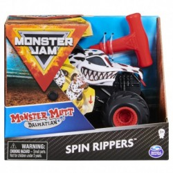Monster Jam 1:43 Rev N Roar Trucks - Monster Mutt Dalmatian