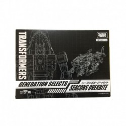 Transformers Takara Tomy Generations Selects TT-GS07 Overbite