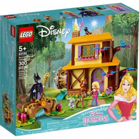 LEGO Disney 43188 Aurora's Forest Cottage
