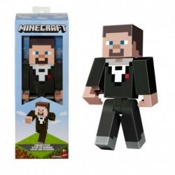 Minecraft Large Tuxedo Steve Dungeons Figure