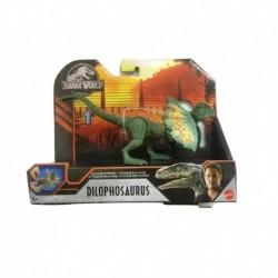 Jurassic World Savage Strike Dilophosaurus 2.0