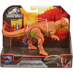 Jurassic World Savage Strike Pachycephalosaurus
