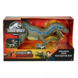 Jurassic World Velociraptor Blue Supercolosal