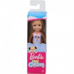 Barbie Club Chelsea Beach Doll - Blonde
