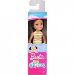 Barbie Club Chelsea Beach Doll - Brown