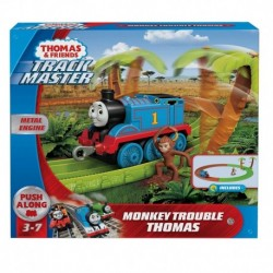 Thomas & Friends TrackMaster Monkey Trouble Thomas