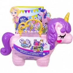 Polly Pocket Unicorn Party Playset