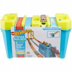 Hot Wheels Track Builder Unlimited Multi-Lane Speed Box