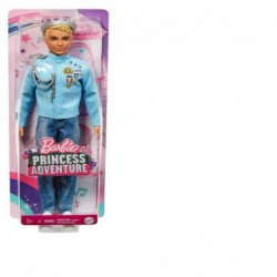 Barbie Princess Adventure Prince Ken Doll in Fashion and Accessories