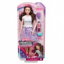 Barbie Princess Adventure Renee Doll in Fashion and Accessories