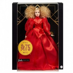 Barbie 75th Anniversary Doll, Blonde