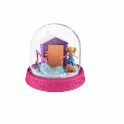 Polly Pocket Holiday Ornament Fishing (Pink)