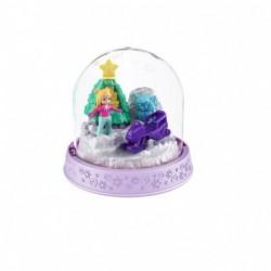 Polly Pocket Holiday Ornament Skate (Purple)