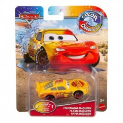 Disney Cars Color Changers Lightning McQueen