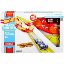 Hot Wheels Track Builder Unlimited Split Track Pack