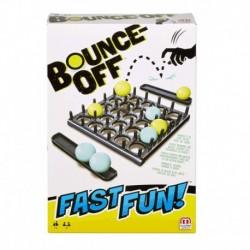 Mattel Games Fast Fun Bounce-Off