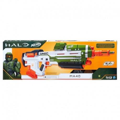 Nerf Halo Python MA40 Motorized