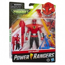 Power Rangers Beast Morphers Beast-X Red Ranger