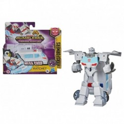 Transformers Bumblebee Cyberverse Adventures Action Attackers: 1-Step Changer Ratchet Figure