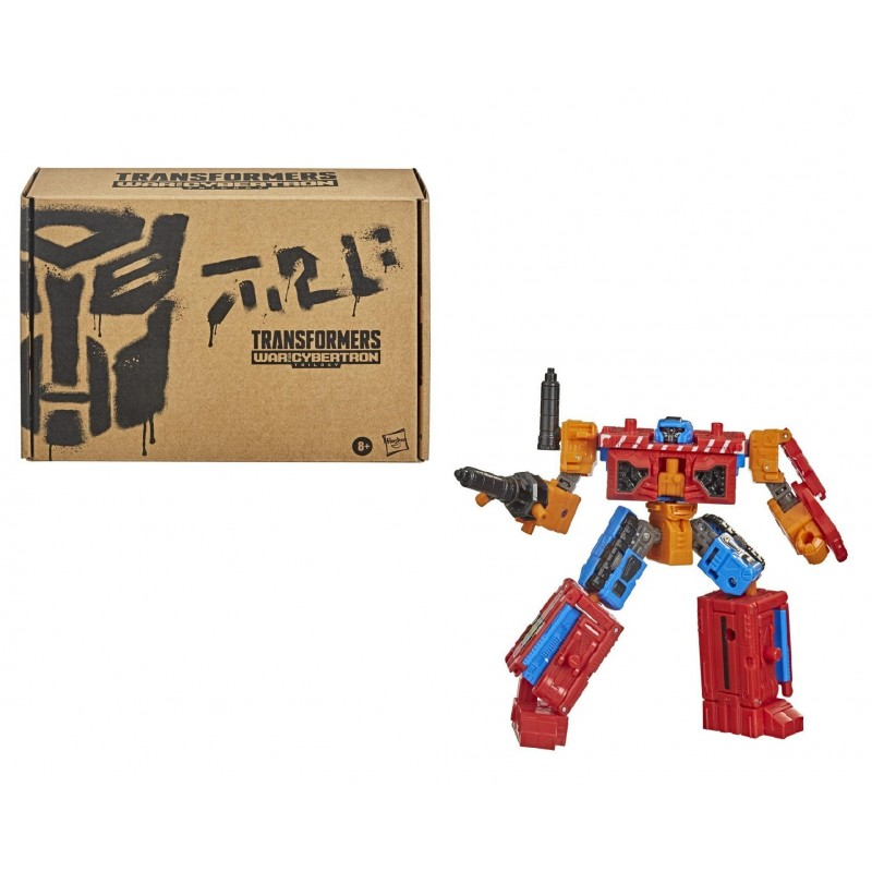 Transformers Generations Selects Deluxe WFC-GS15 Hot House