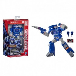 Transformers R.E.D. [Robot Enhanced Design] The Transformers G1 Soundwave