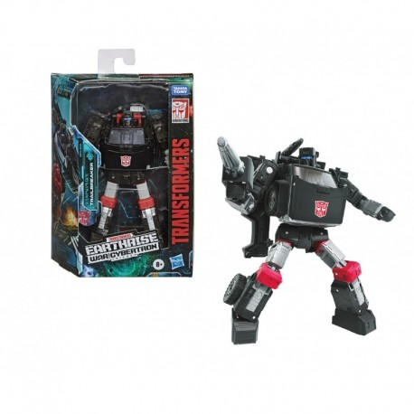 Transformers Toys Generations War for Cybertron: Earthrise Deluxe WFC-E34 Trailbreaker