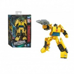 Transformers Toys Generations War for Cybertron: Earthrise Deluxe WFC-E36 Sunstreaker Action Figure