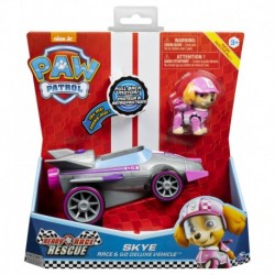 Paw Patrol Themed Vehicle Ready Race Rescue - Skye