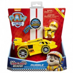 Paw Patrol Themed Vehicle Ready Race Rescue - Rubble