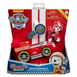Paw Patrol Themed Vehicle Ready Race Rescue - Marshall