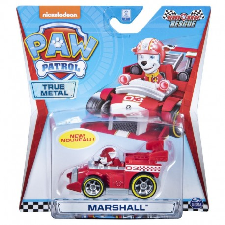 Paw Patrol Die Cast Vehicle Ready Race Rescue - Marshall