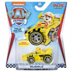 Paw Patrol Die Cast Vehicle Ready Race Rescue - Rubble