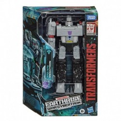 Transformers Toys Generations War for Cybertron: Earthrise Voyager WFC-E38 Megatron