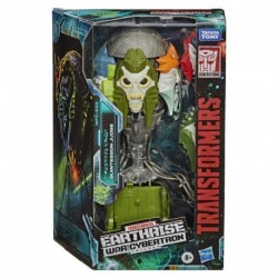 Transformers Toys Generations War for Cybertron: Earthrise Voyager WFC-E22 Quintesson Judge