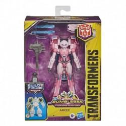 Transformers Bumblebee Cyberverse Adventures Deluxe Grimlock Action Figure