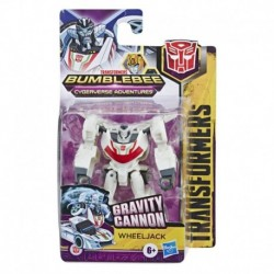 Transformers Bumblebee Cyberverse Adventures Action Attackers Scout Class Wheeljack Action Figure