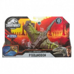 Jurassic World Sound Strike Dinosaur Action Figure - Pteranodon